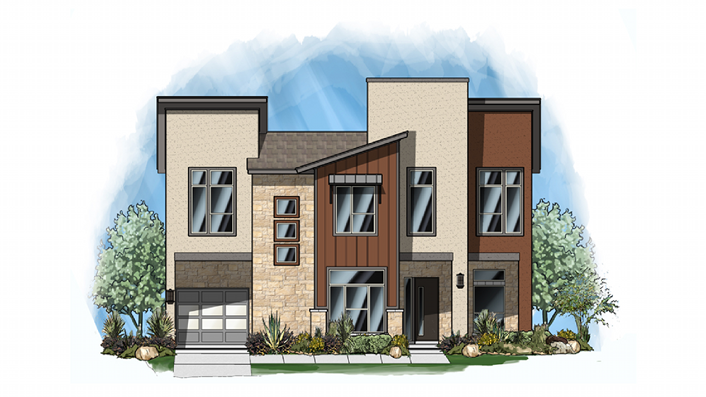 New homes for sale austin tx 78704 sycamore court for Contemporary homes for sale in austin