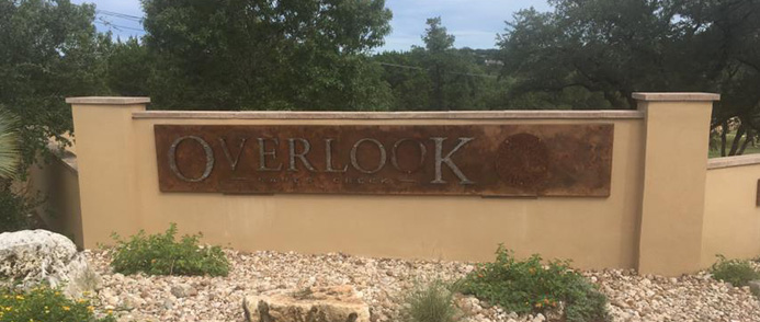 Overlook Entrance
